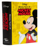 Disney Ninety Years Of Mickey Mouse Mini Book