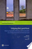 Untying the Land Knot