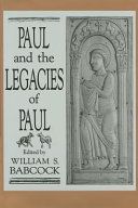 Paul and the Legacies of Paul Book PDF