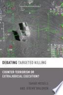 Debating Targeted Killing Book