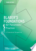 Ebook Blabers Foundations For Paramedic Practice A Theoretical Perspective