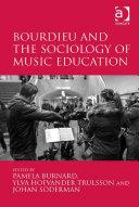 Bourdieu and the Sociology of Music Education Pdf/ePub eBook