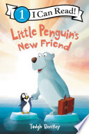 Little Penguin s New Friend