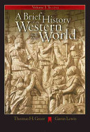 A Brief History Of The Western World Book PDF