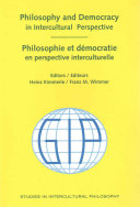 Pdf Philosophy and Democracy in Intercultural Perspective - Philosophie Et Democratie En Perspective Interculturelle Telecharger