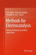 Methods for Electrocatalysis