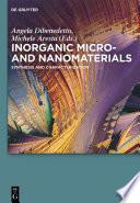 Inorganic Micro  and Nanomaterials