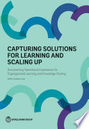 Capturing Solutions for Learning and Scaling Up