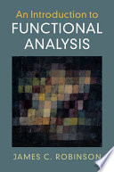 An Introduction To Functional Analysis Book PDF