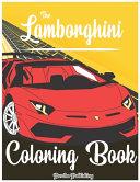 The Lamborghini Coloring Book