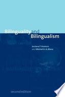 """Bilinguality and Bilingualism"" by Hamers Josiane F, Josiane F. Hamers, Michel Blanc (Ph.D.), Michel H. A. Blanc"