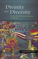 Divinity and Diversity Book