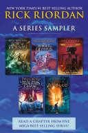 Rick Riordan Series Sampler Pdf/ePub eBook