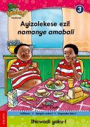 Books - Hola Grade 3 Stage 1 Reader 1 Ayizolekese ezi! namanye amabali | ISBN 9780195987843