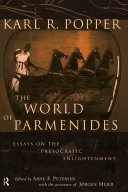 Pdf The World of Parmenides Telecharger