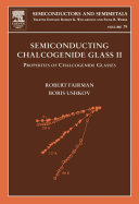 Semiconducting Chalcogenide Glass II Book