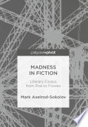 Madness in Fiction Book