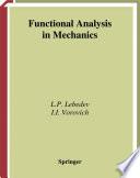 Functional Analysis in Mechanics