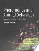 Pheromones And Animal Behaviour Book PDF
