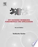 Ion Exchange Membranes
