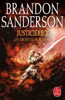 Justicière, Volume 2 (Les Archives de Roshar, Tome 3) Pdf/ePub eBook