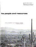 Arizona  Its People and Resources