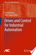 Drives and Control for Industrial Automation Book