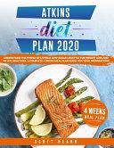 Atkins Diet Plan 2020 Book