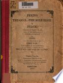 Peking the Goal   the Sole Hope of Peace