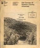 Soil Survey of Newton County  Arkansas