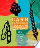 Carb Conscious Vegetarian Book
