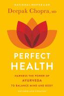 Perfect Health Pdf/ePub eBook