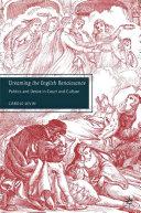 Dreaming the English Renaissance Pdf/ePub eBook