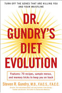 Dr. Gundry's Diet Evolution Pdf/ePub eBook