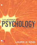 The Science of Psychology  An Appreciative View   Looseleaf