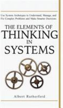 The Elements of Thinking in Systems Book