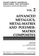 Advanced Metallics  Metal matrix and Polymer matrix Composites Book