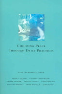 Choosing Peace Through Daily Practices