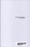 Histoire politique du Sénégal