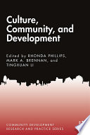 Culture, Community, and Development