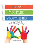 Artsy Toddler Storytimes Pdf/ePub eBook