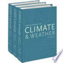 """""""Encyclopedia of Climate and Weather"""" by Dr. Stephen H. Schneider, Terry L. Root, Dr. Michael Mastrandrea"""