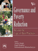 GOVERNANCE AND POVERTY REDUCTION