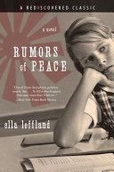 Rumors of Peace Pdf/ePub eBook