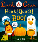 Duck   Goose  Honk  Quack  Boo
