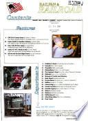 Railfan & Railroad  , Volume 21