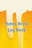 Home Brew Log Book