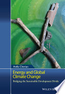 Energy and Global Climate Change