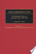 The Corporate City