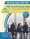 PHR Study Guide 2019-2020